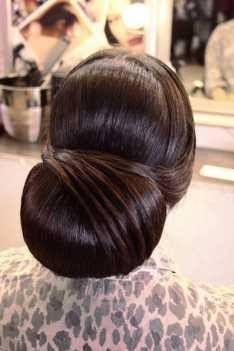Neat Bun Bun Hairstyles Low Bun Hairstyles Hair Updos