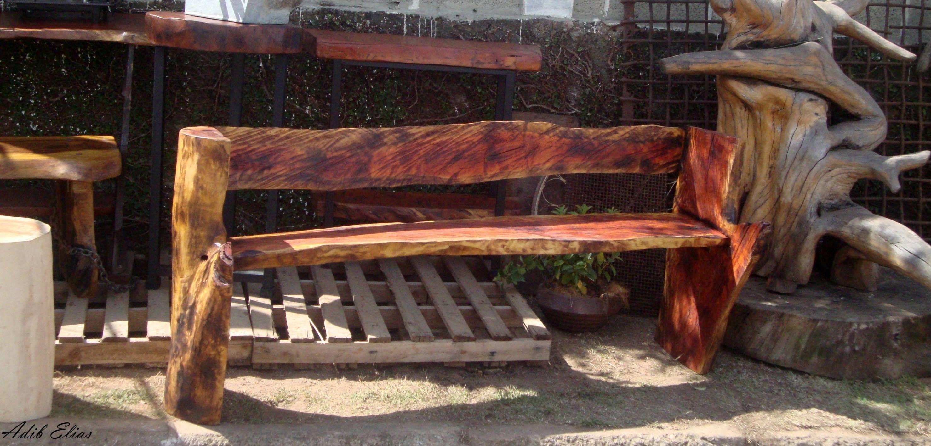 Banco rústico em madeira reciclada móveis práticos Pinterest #975E34 2956x1418