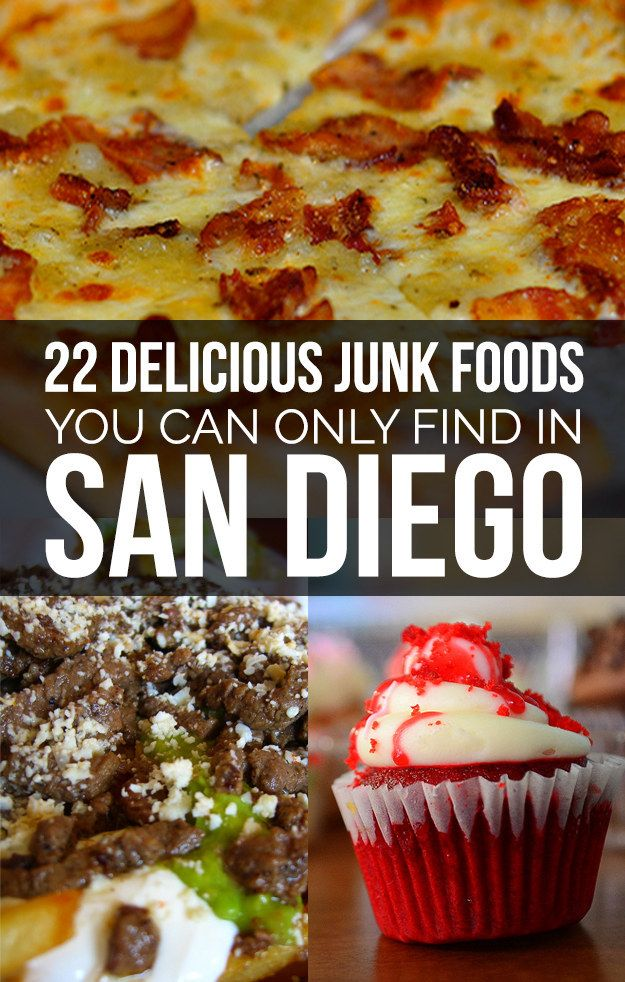 22 Delicious Junk Foods You Can Only Find In San Go Why Does This Show Up On My Feed The Day I Came Home From
