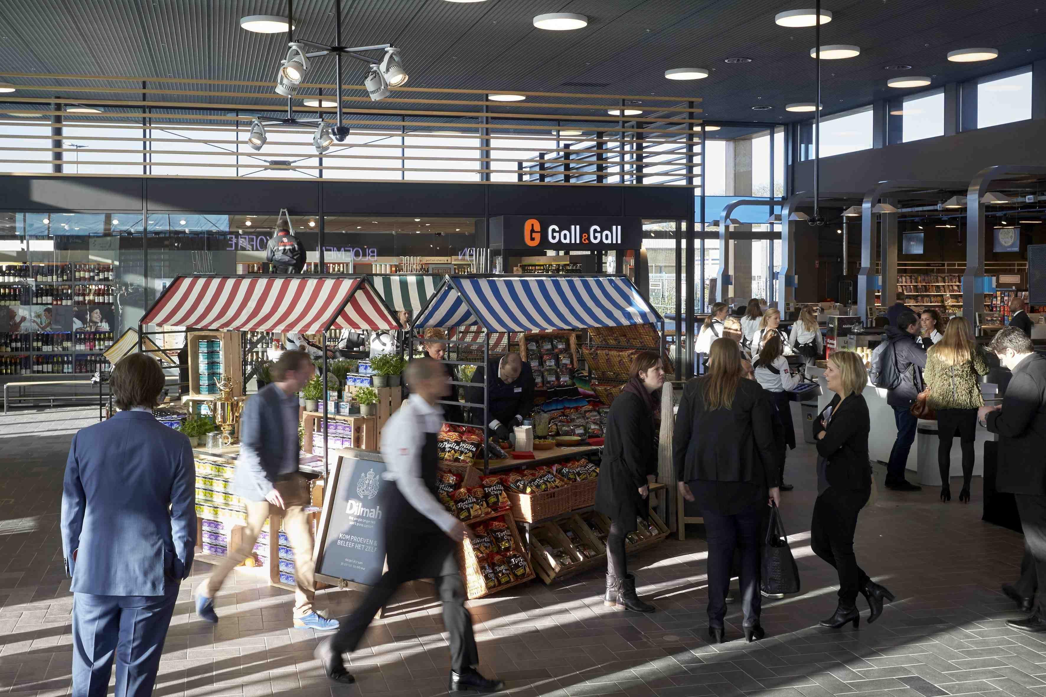 Albert Heijn XL Crossmarks Eindhoven