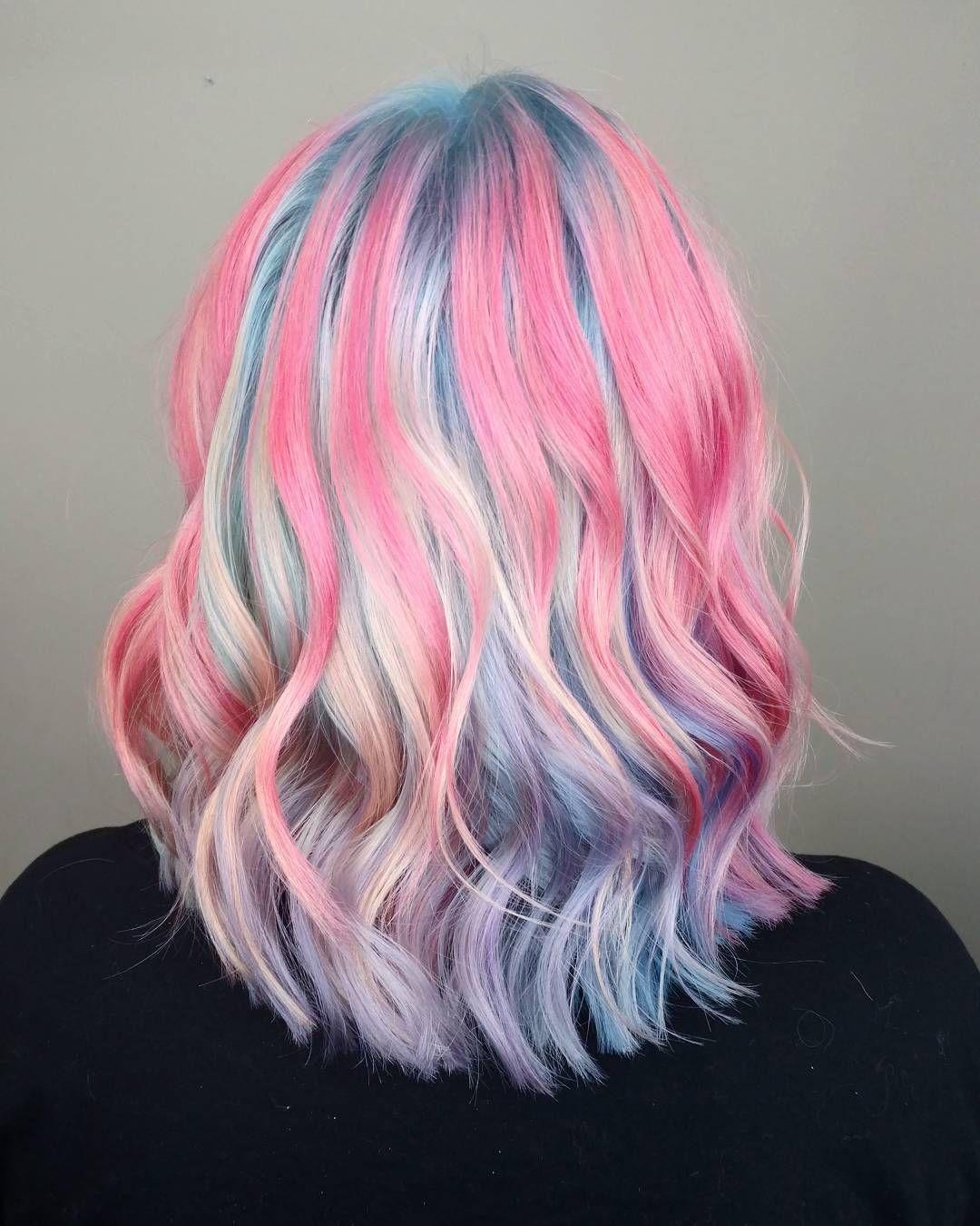 Pin by rachel on cool hair pinterest colourful hair hair