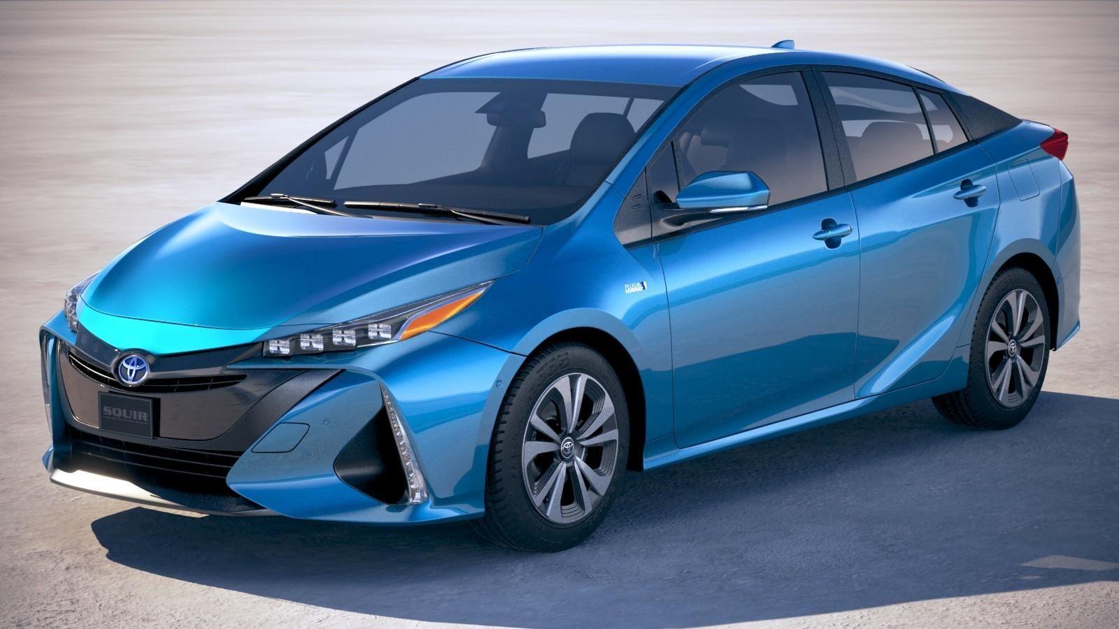 Hybrid 2017 Toyota Prius C Hatchback Gets Fresh Styling Standard
