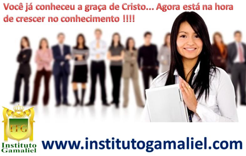ITG – Instituto Teológico Gamaliel | Portal da Teologia