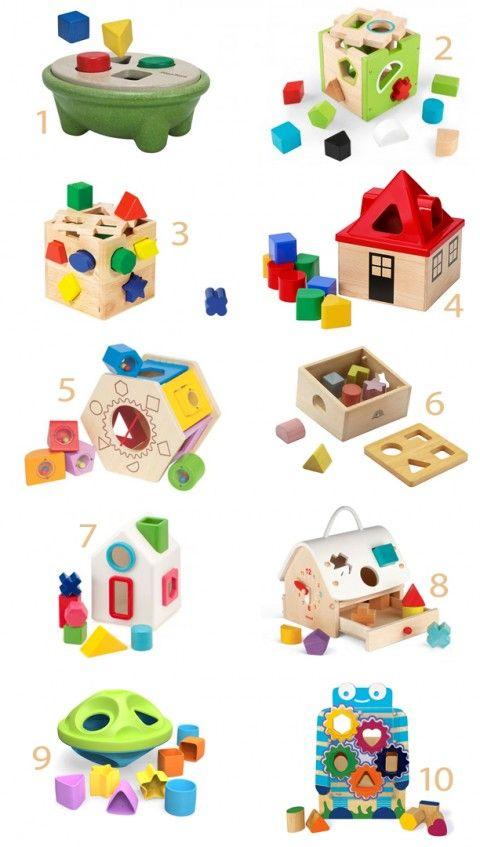 Top 10 Basic Shape Sorters Gender Neutral Toys Best Toddler Toys Kids Toys