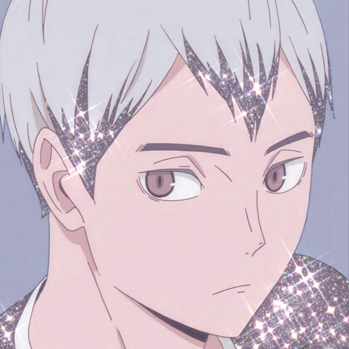 Haikyuu Kita Shinsuke Icon Haikyuu Anime Anime Haikyuu