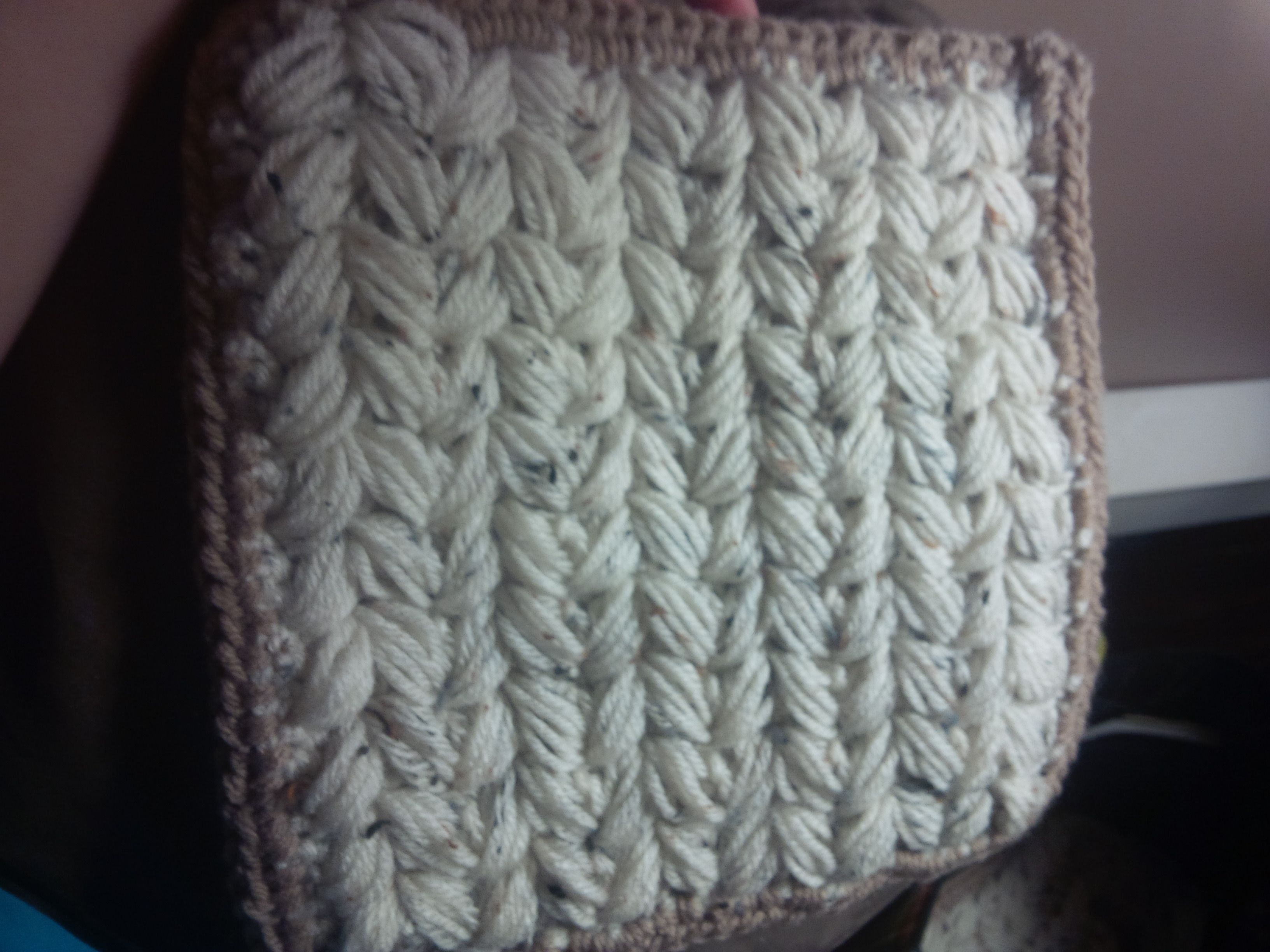 Zig Zag, Changes Squares, Zag Puff, My Crochet Projects