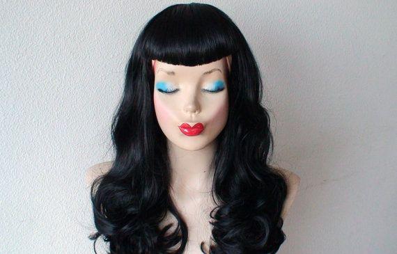 80s Hairstyles For Short Hair Black: Pinterest