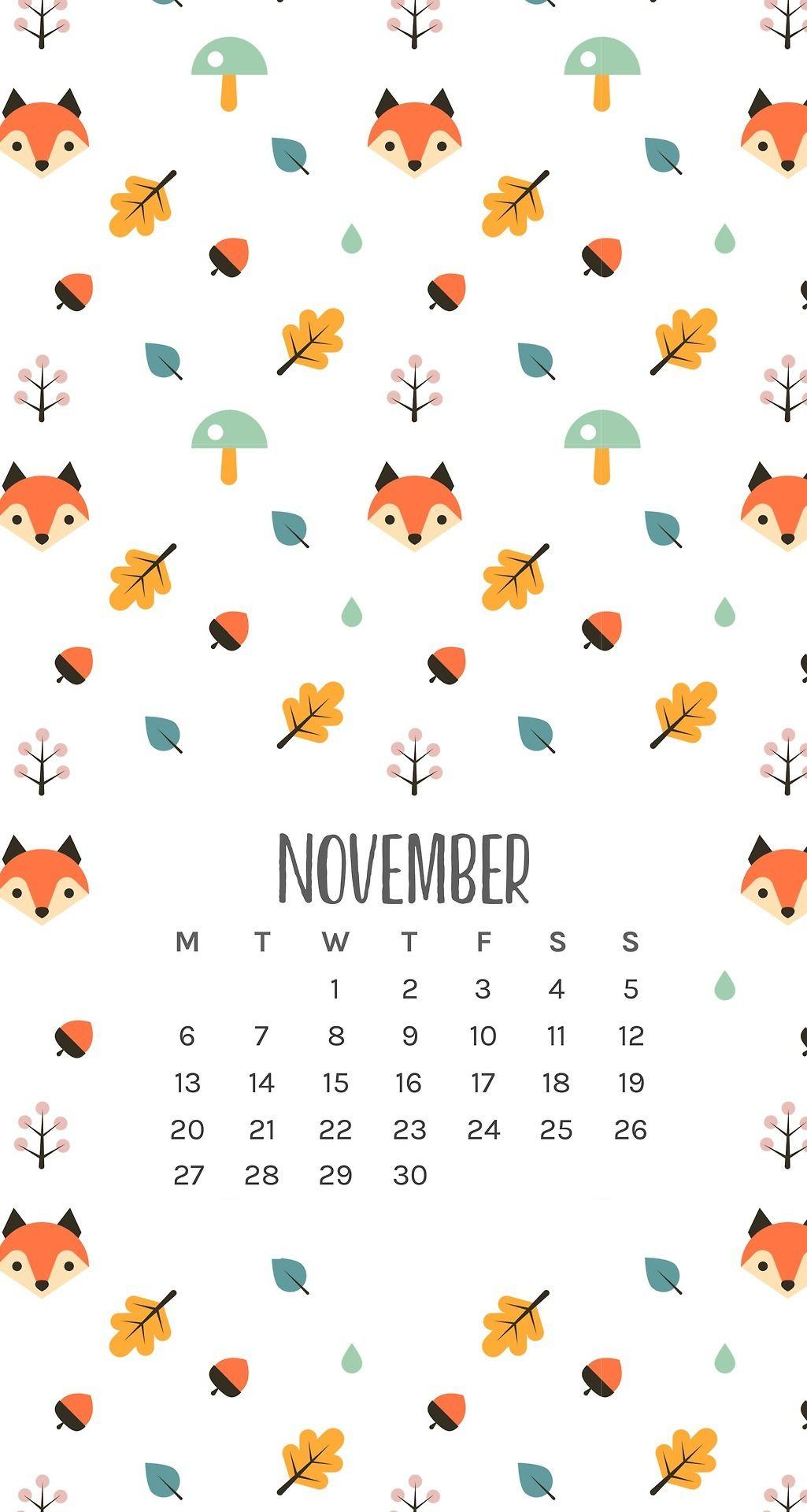 Emma S Studyblr Fall Inspired November Phone Wallpapers