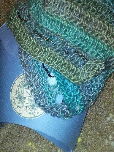 Dawn's scarf.