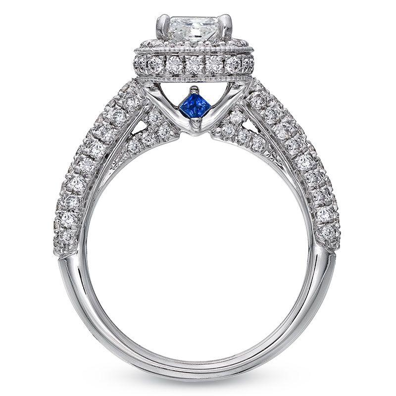 Vera Wang Diamond Wedding Rings