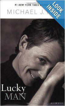 Lucky Man A Memoir By Michael J Fox Lucky Man Michael J Memoirs