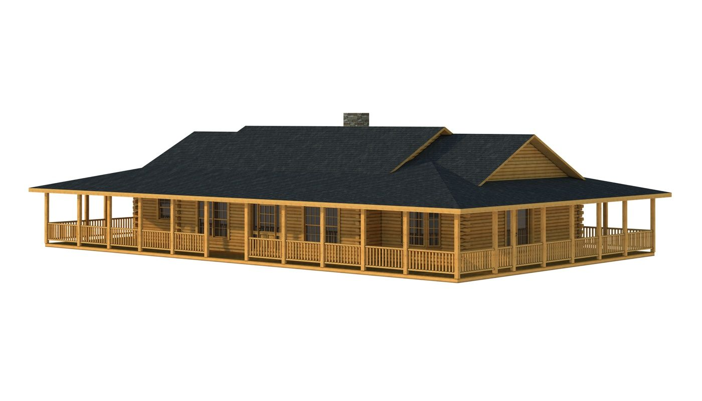 Monroe Log Home Cabin Plans Southland Log Homes This May Be The One But Will Make It A One Br Bath And An Off Log Homes Log Cabin Plans