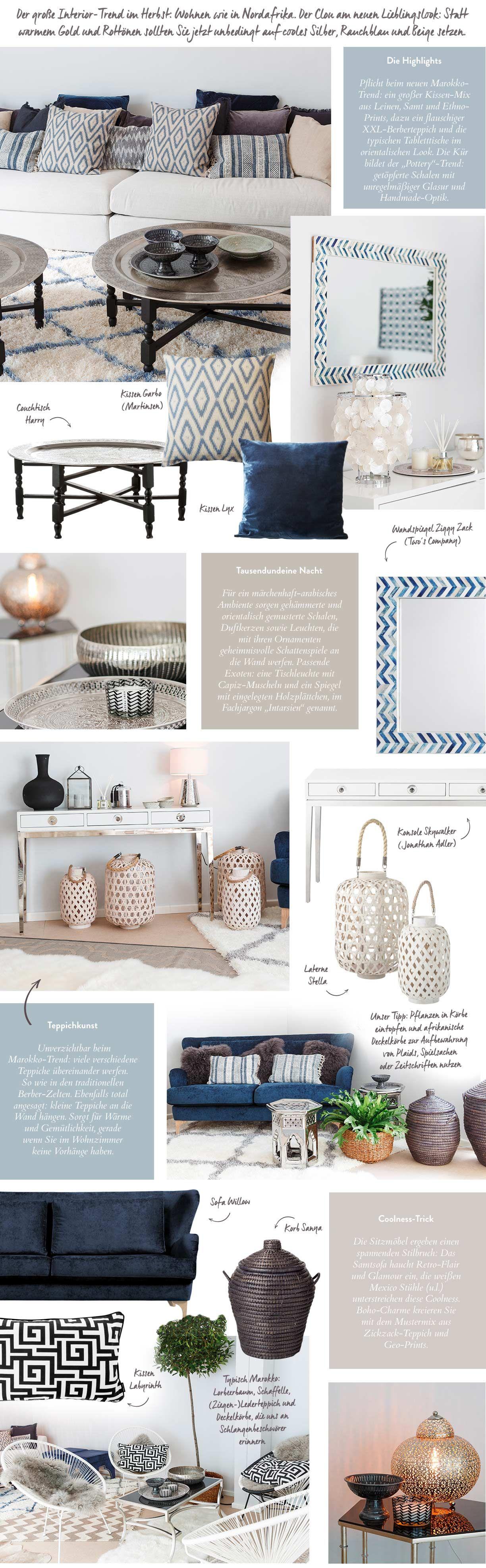 marokko lounge so funktioniert unser look auch bei ihnen einrichtung und dekoration. Black Bedroom Furniture Sets. Home Design Ideas