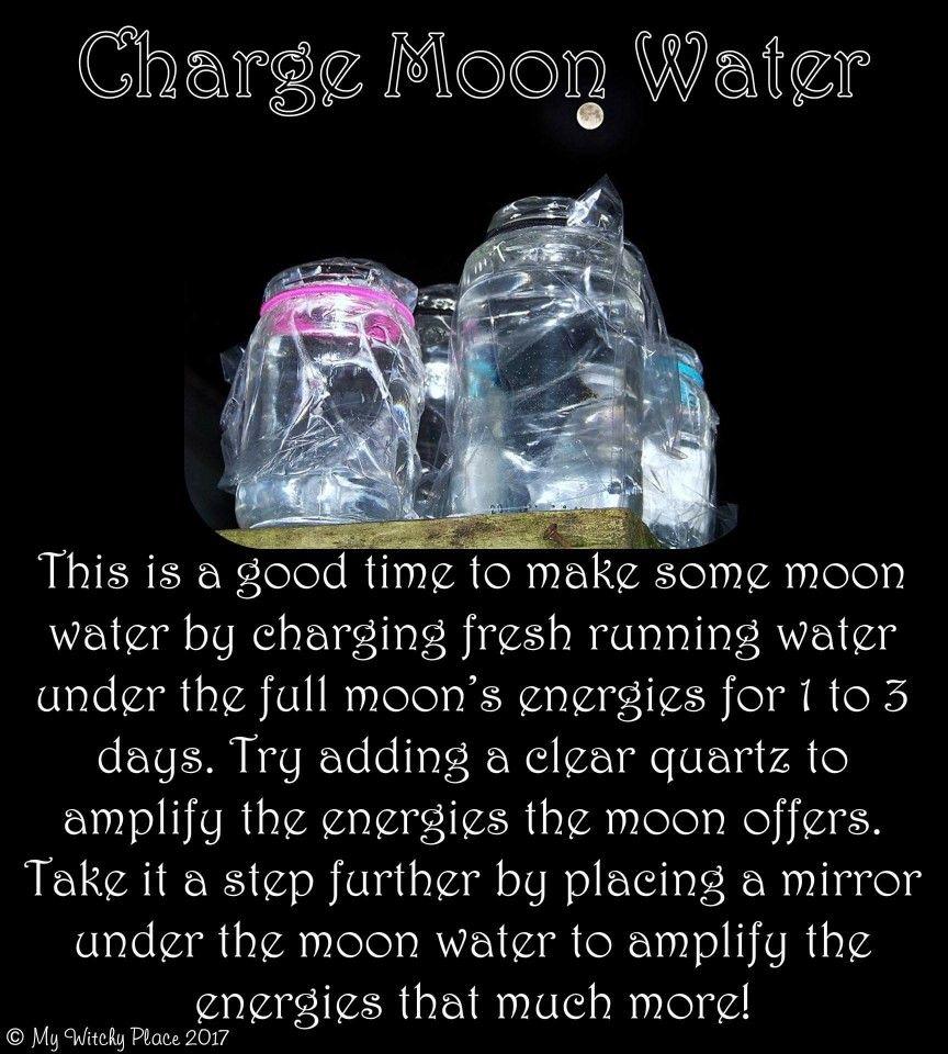 Charging moon waterstill need more tips full moon