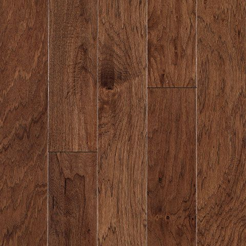Handscraped Chestnut Hickory Engineered Hardwood Flooring