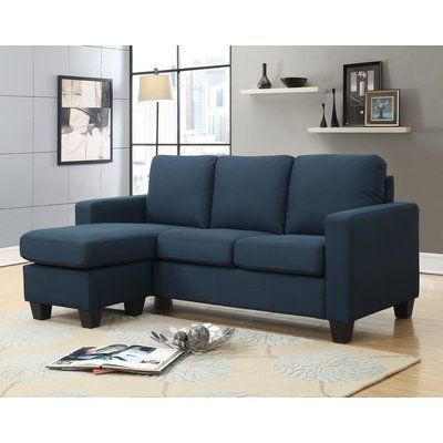Winston Porter Rickmansworth Right Hand Facing Sectional