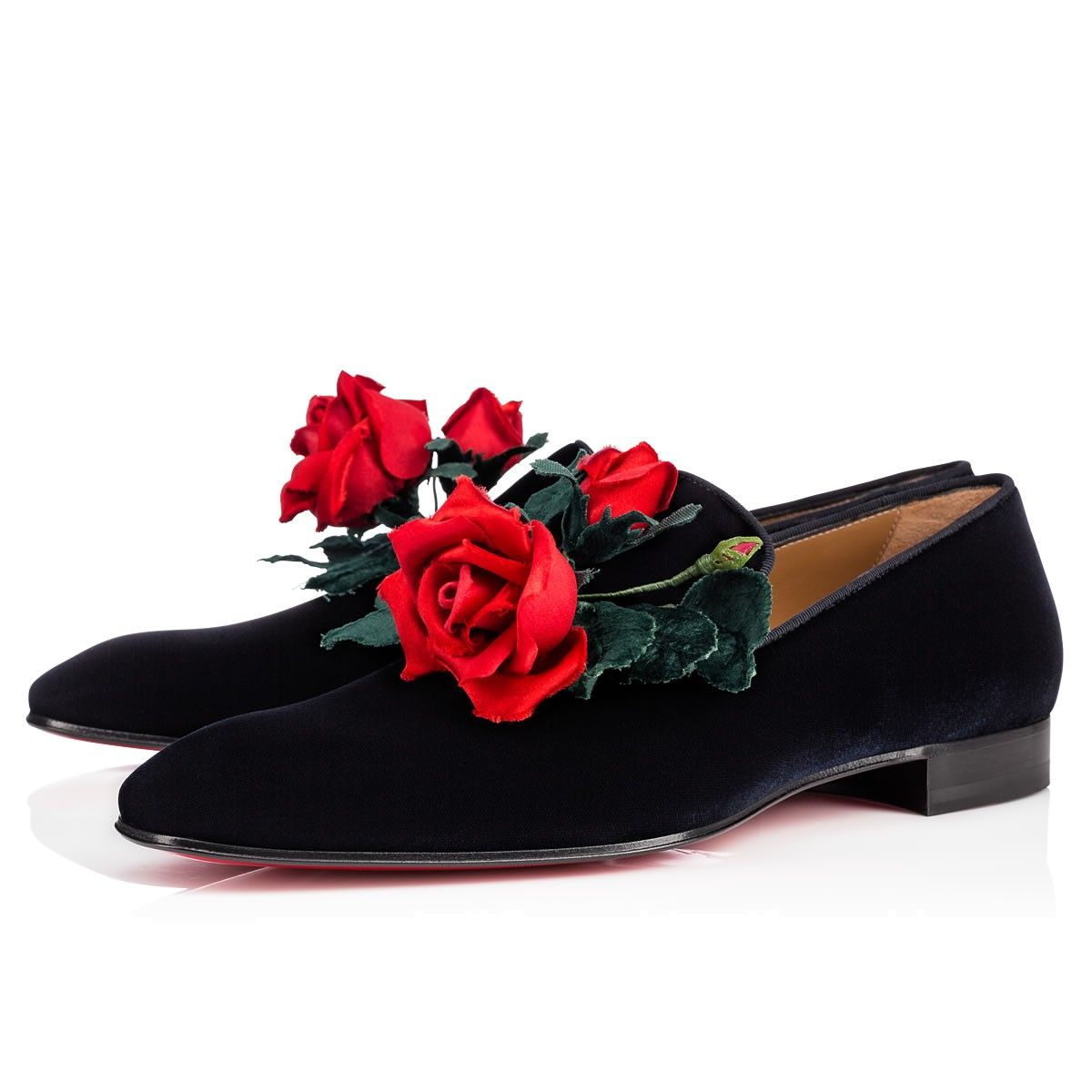 Christian Louboutin Loafers azul