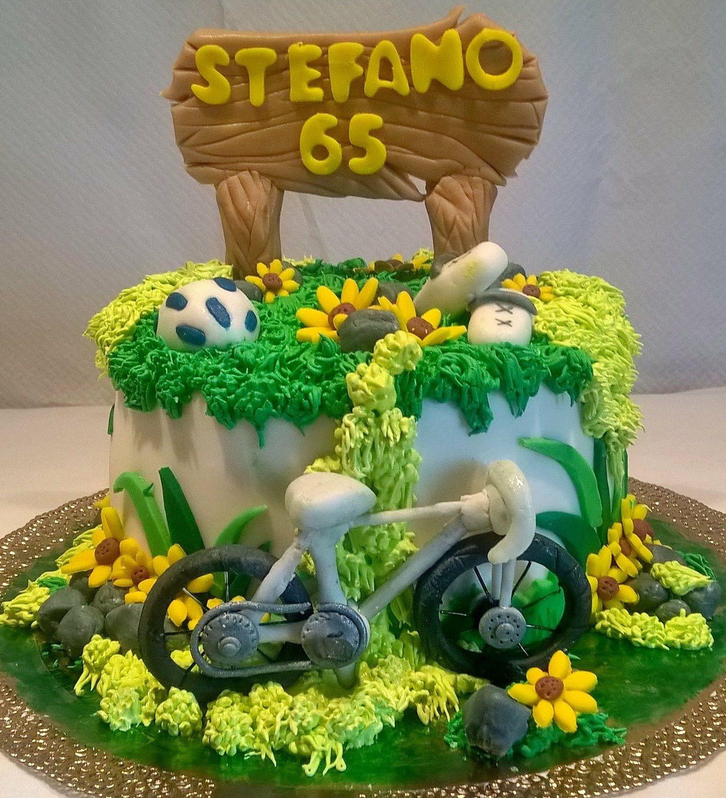 Torta Bici