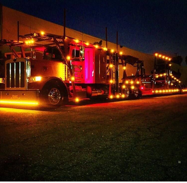Satisfied customer photo submission with our Maxxima #LED Lights. (Sent via instagram @rollin388)