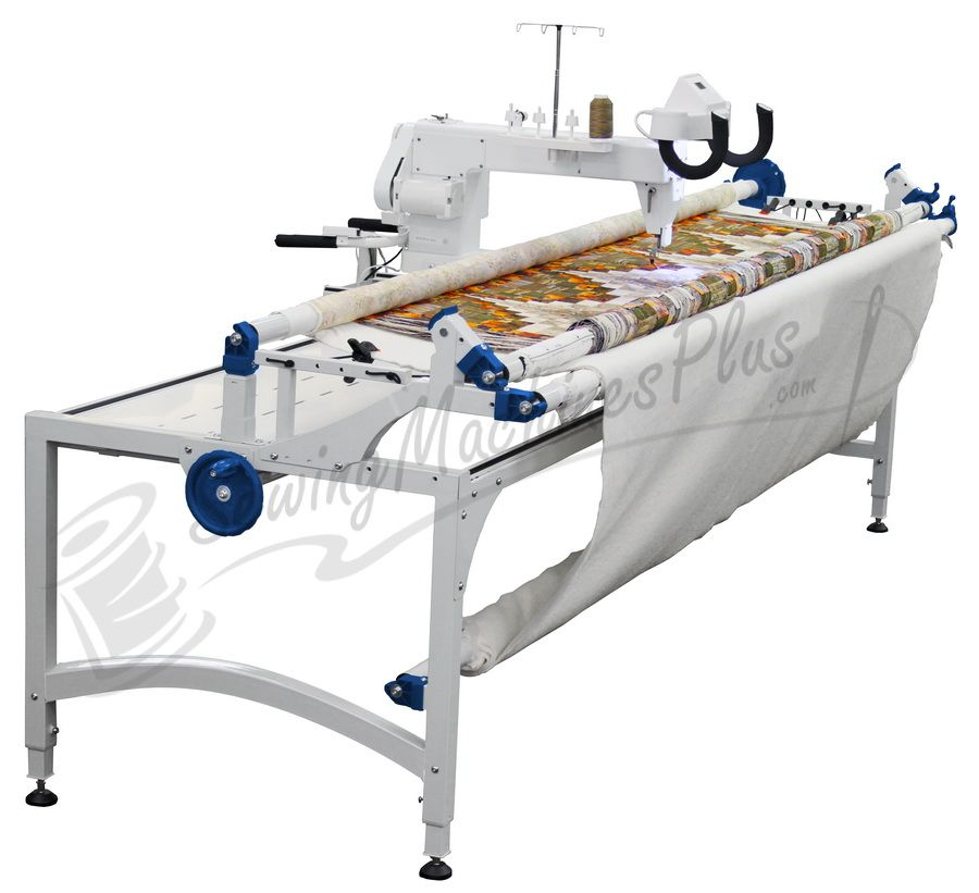 Sewing Machine Site: Upgraded Top of the Line 18x8 FS Long Arm ...
