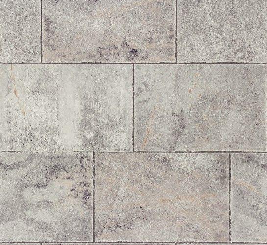 Vliestapete Grau Fliesen Home Style Rasch 461503 Online Bestellen