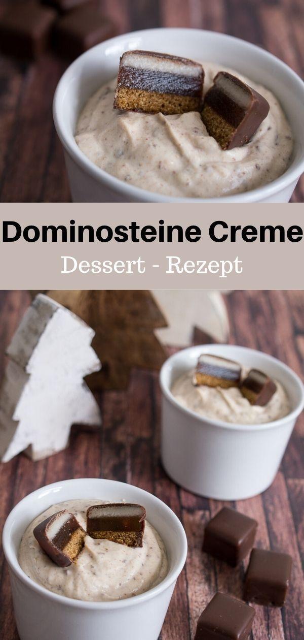 Dominosteine Dessert Rezept - MakeItSweet.de