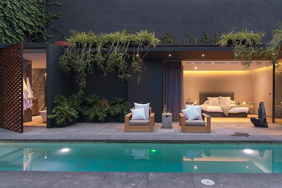 Wow.  What a pool.