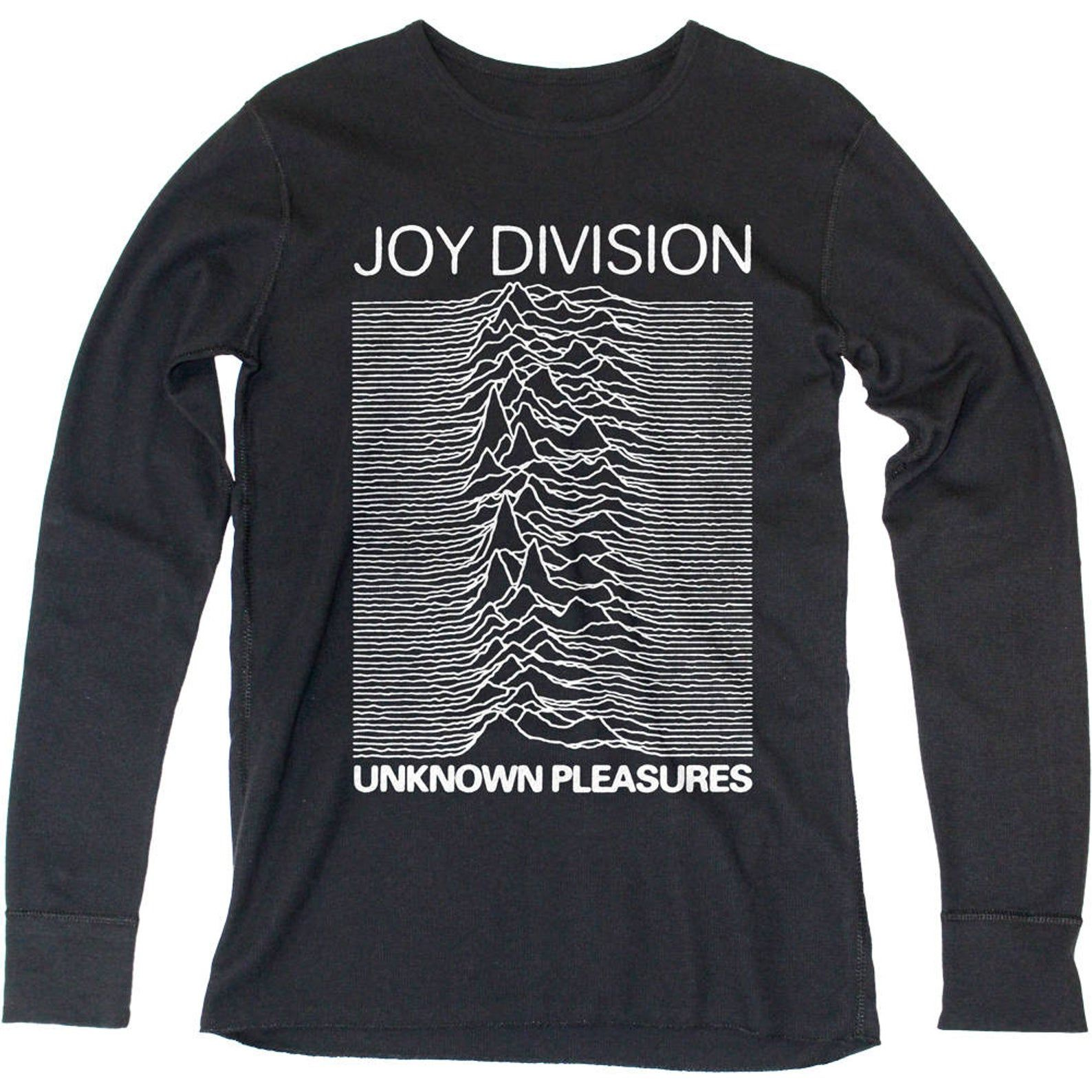 Joy Division Necklace Handmade Joy Division Unknown Pleasures unique gift