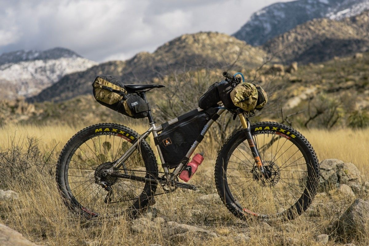 Chumba Stella Ti Review Bicycling Mtb Review And Mountain Bike Gear