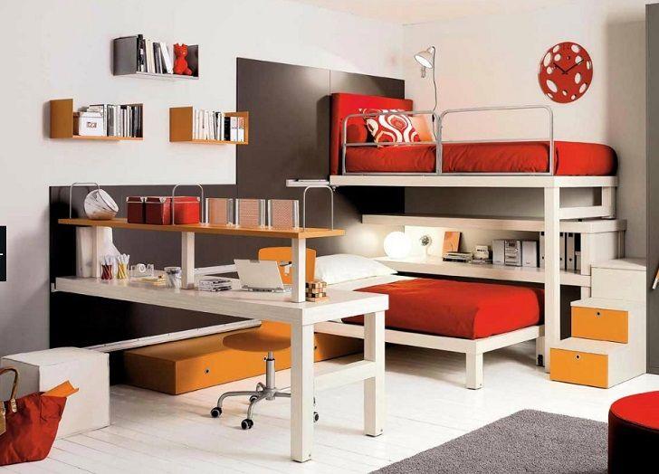 Dormitorios infantiles de roche bobois habitaciones - Habitaciones decoradas para ninos ...