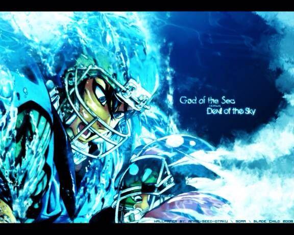 Eyeshield 21 - Kakei Shun