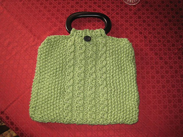 Ravelry: Project Gallery for Pretty Purses (Knit) - LW1369 pattern ...