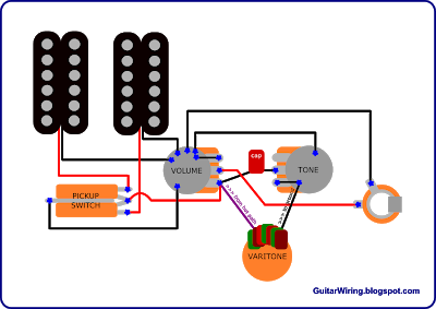 the guitar wiring blog - diagrams and tips: universal  pinterest