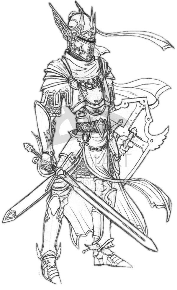 female dragonborn coloring pages - photo#29