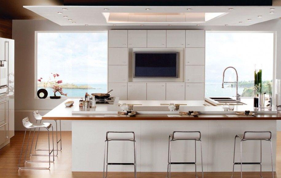 hochglanz kuchen badmobel mobalpa, luxury modern white kitchen decoration ideas: beautiful view modern, Design ideen