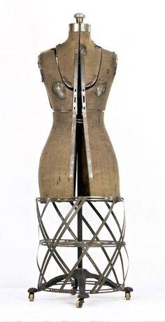 imgur  vintage dress form antique dress form
