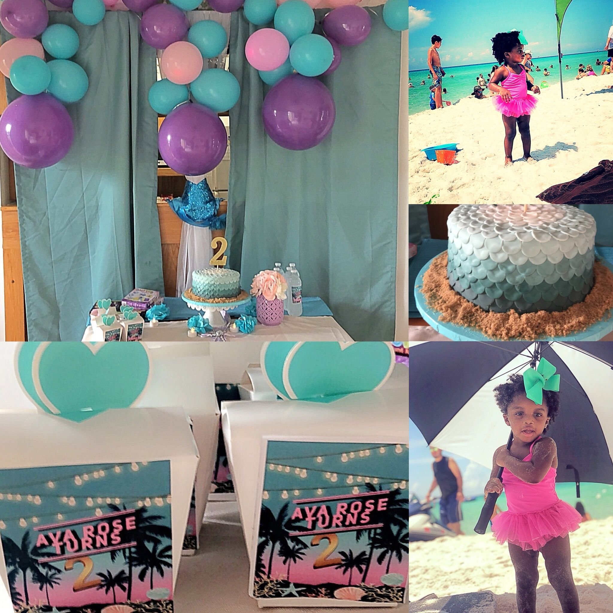 2 Year Old Birthday Party Girl Ideas Beach Birthday Party 2 Year Old Birthday Party Girl 2 Year Old Birthday Party