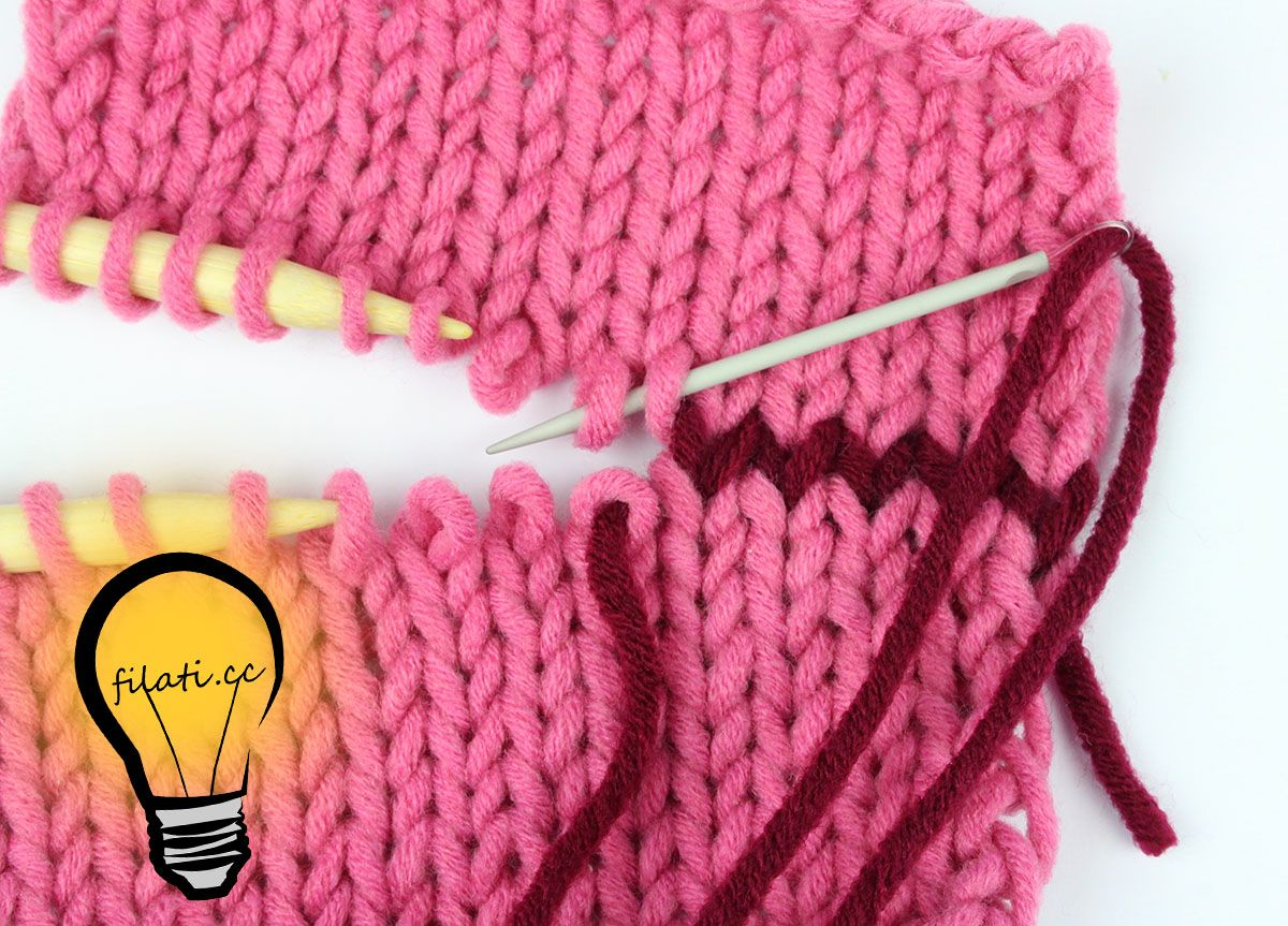 Photo of Knitting trick – the invisible seam
