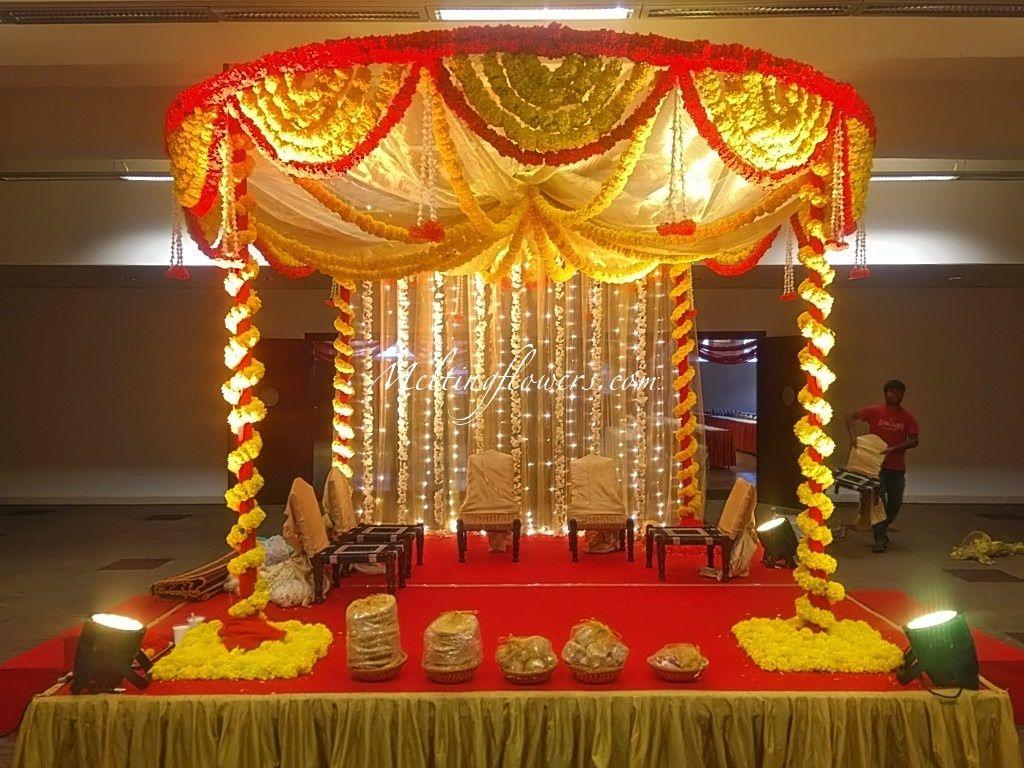 Wedding Mandap Decoration At Different Wedding Venues In
