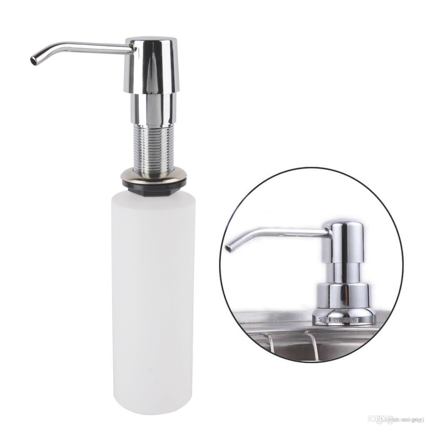 Liquid Soap Dispenser For Kitchen Sink Di 2020