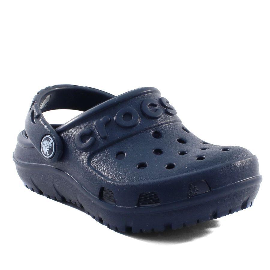 838A CROCS HILO CLOG MARINE www.ouistiti.shoes le spécialiste internet  #chaussures #bébé, #enfant, #fille, #garcon, #junior et #femme collection printemps été 2016
