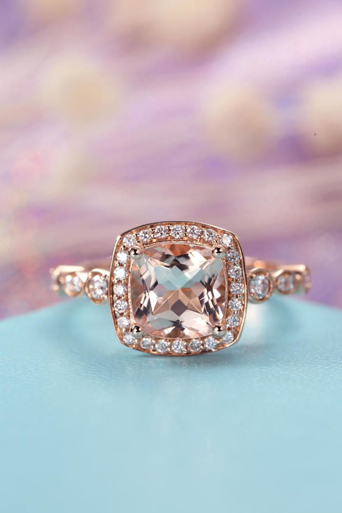 The Best Vintage Engagement Rings on Etsy | Diamonds Are A