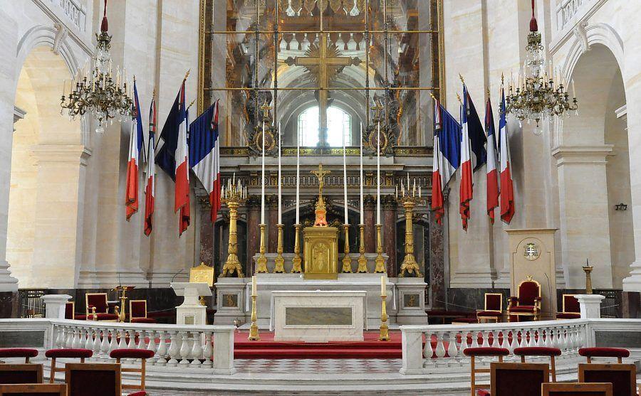 église Saint Louis des Invalides