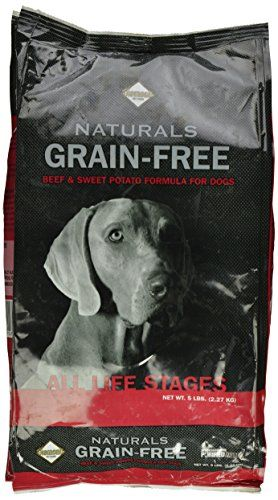 Diamond Naturals Grain Free Beef Sweet Potato 5lb To View Further For This Item Visit The Image Dog Food Recipes Sweet Potatoes For Dogs American Dog Food