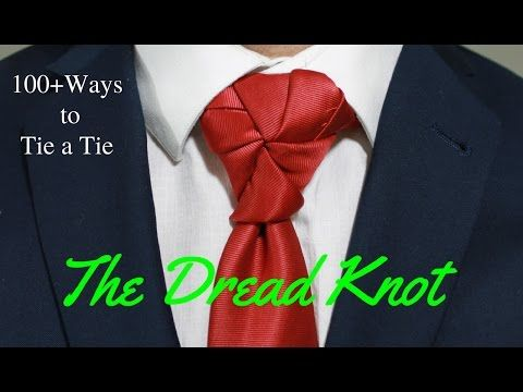 The trompa knot how to tie a tie youtube awsome things the trompa knot how to tie a tie youtube ccuart Image collections