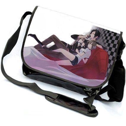 Siawasey Durarara! Anime Izaya Orihara Cartoon Cosplay Messenger Bag Shoulder Bag