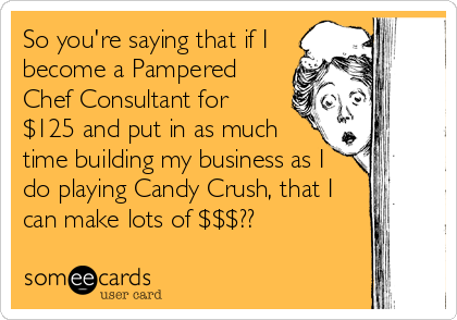 Search results for 'pampered chef' Ecards from Free and Funny ...