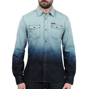 Nouvelle Collection 2014 Chemise Jean Unkut Dive Shirt Blue