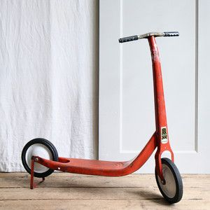 Mid-Century Scooter now featured on Fab.
