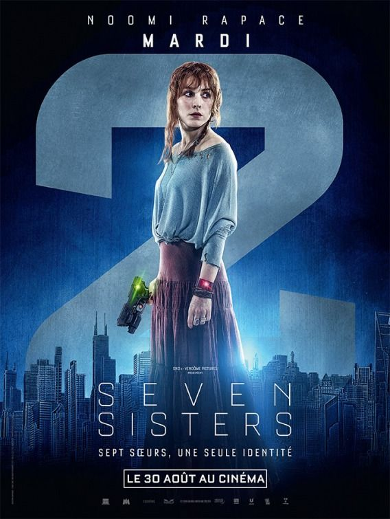 What Happened To Monday Movie Poster Sisters Movie Streaming